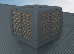 evaporative cooling repair Turner